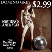Buy Domino Grey New Year's A New Year $2.99 USD