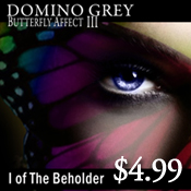 Buy Domino Grey Butterfly Affect III I of The Beholder 4.99 USD