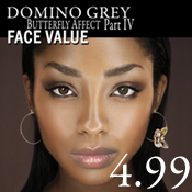Buy Domino Grey Butterfly Affect IV I Face Value 4.99 USD